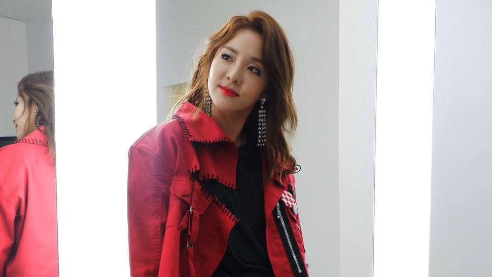 You Won't Believe How Sandara Park Describes Her Personal Style