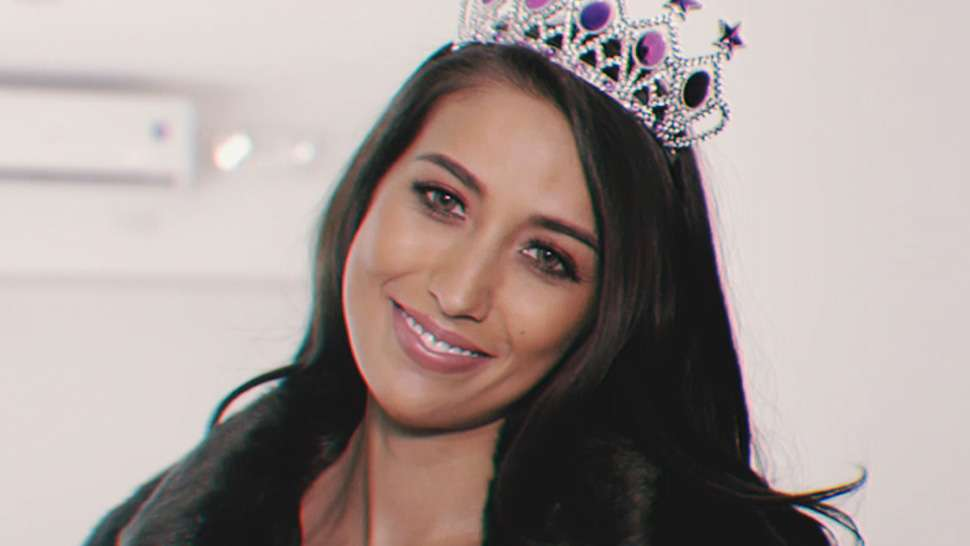 Here's Proof That Rachel Peters Would Have Aced Miss Universe's Q&a