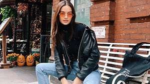 Lotd: Kelsey Merritt's Easy Styling Hack For Cold Weather Dressing
