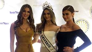 Here's Why These 3 Miss Universe Queens Are All In Manila