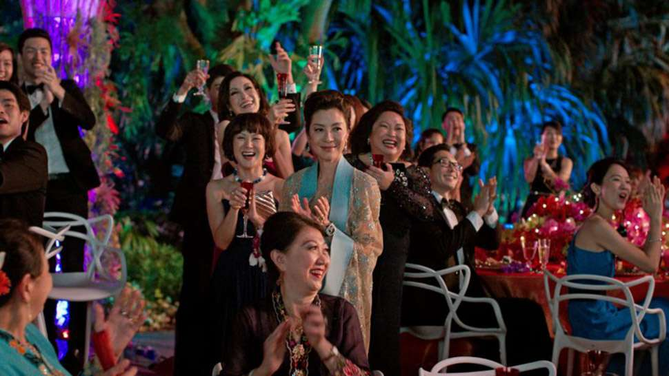 You Have To See These New Stills From The Crazy Rich Asians Movie