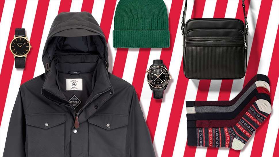 14 Holiday Gifts Perfect for the Stylish Men in Your Life