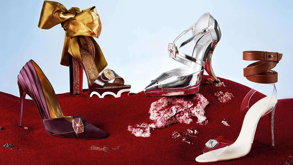 The Star Wars x Christian Louboutin Collab Is #1 on Our Holiday Wish Lists