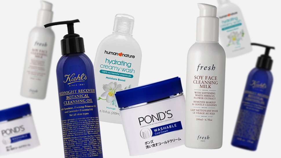 The Best Double Cleansing Products, According To Your Skin Type