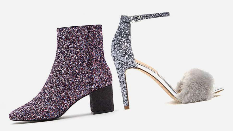15 Glitter Shoes For You To Shop Now
