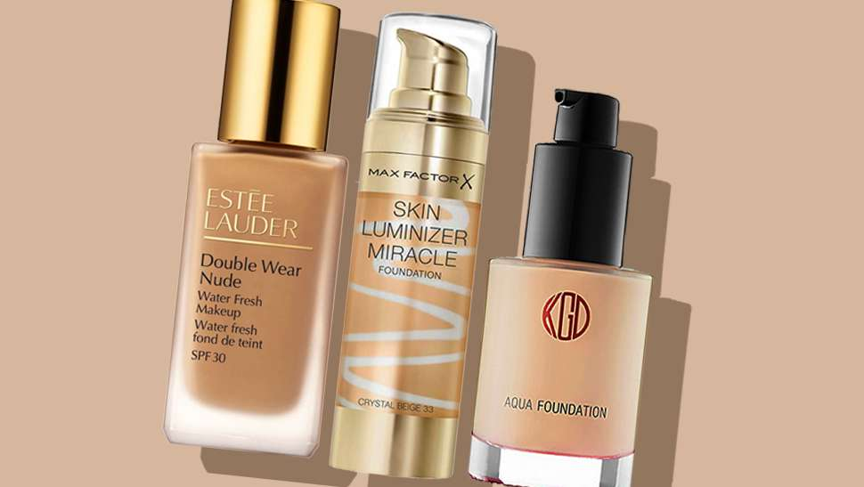 10 Foundations That'll Give You Glass Skin Within Minutes