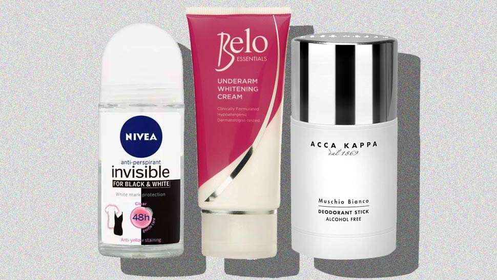 These Products Are Essential for Bright and Healthy Underarms