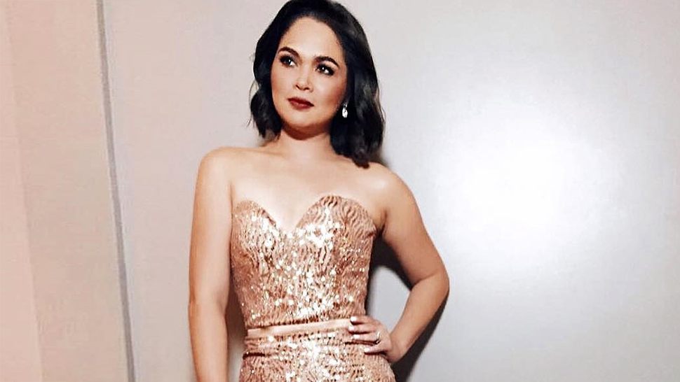 Lotd: We Can't Get Enough Of Judy Ann Santos In This Sparkly Outfit