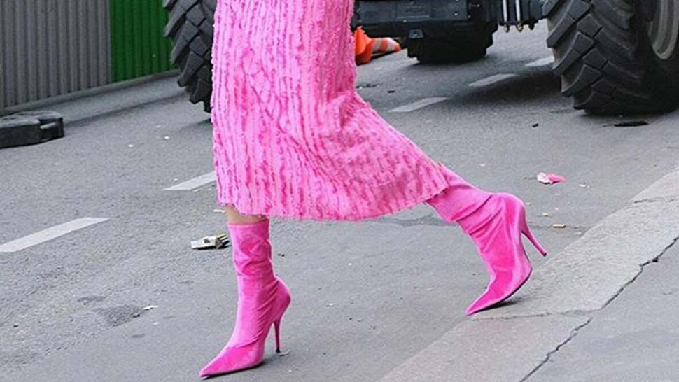 Why Is The Sock Boot So Wildly Popular?