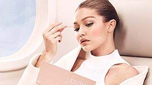 Gigi Hadid's Maybelline Collab Is Perfect For The Ultimate Jetsetter