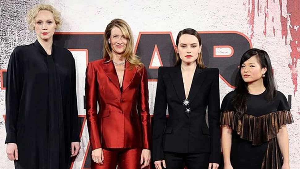 Our Favorite Looks From the Star Wars: The Last Jedi Press Tour