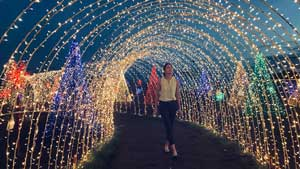 How To Shoot Your Ootds Against Light Installations