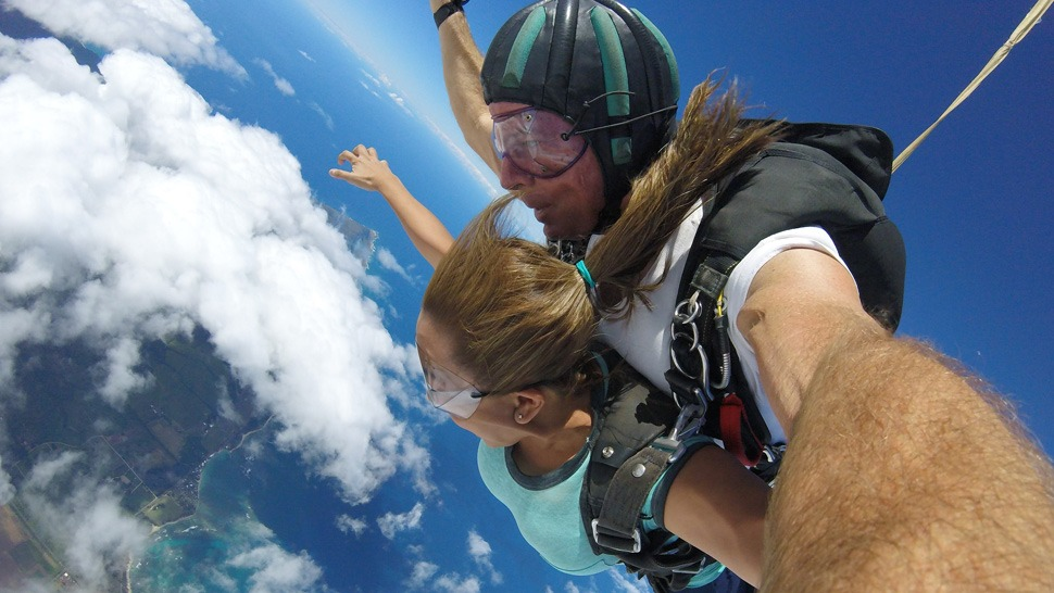 What I Learned From Skydiving