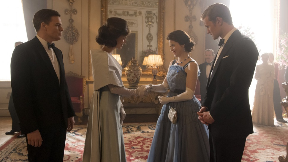 Our Favorite Fashion Moments In The Crown Season 2