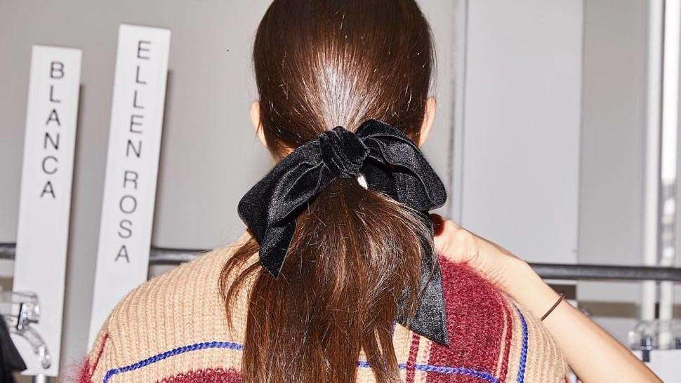 Lotd: The Designer Hair Accessory You Can Diy Right Now