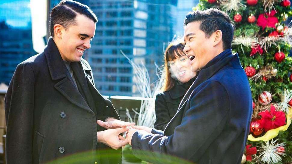 A Look Inside Tim Yap and Javi Martinez's Intimate Wedding in NYC
