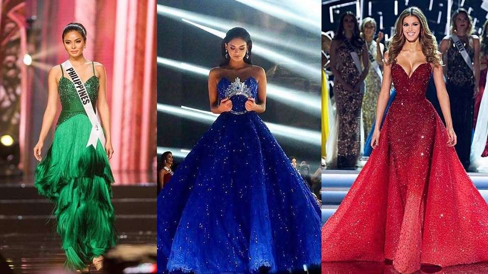 12 Best Filipino-designed Beauty Pageant Looks Of 2017 | Preview
