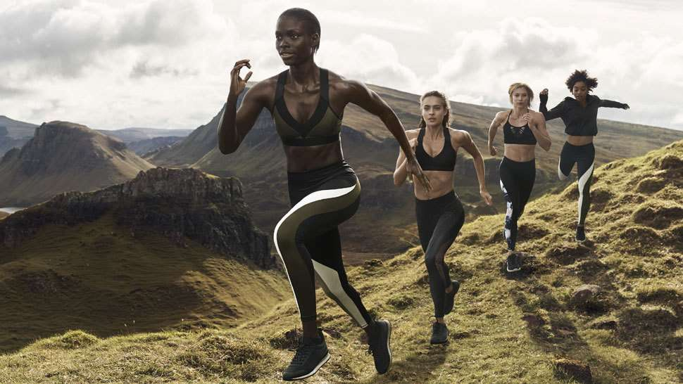 Everything We Want to Hoard from H&M's New Sportswear Collection