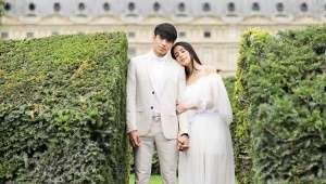 Exclusive Photos From Maxene Magalona And Rob Mananquil's Prenup Shoot