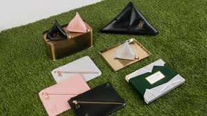 These Origami-inspired Bags Are Perfect For Stylish, Organized Girls