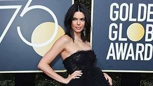 The Best Black Dresses On The 2018 Golden Globes Red Carpet