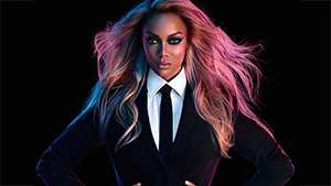 Tyra Banks Is Back On America's Next Top Model