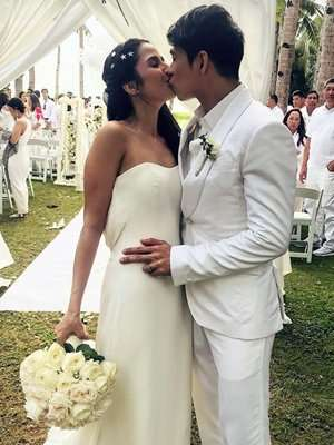Image result for maxene magalona wedding