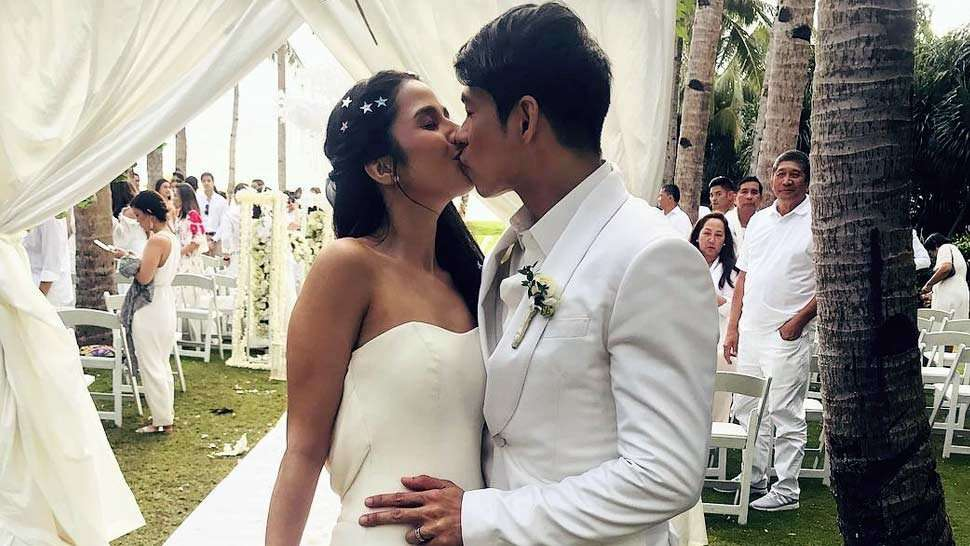 All the Details From Maxene Magalona and Rob Mananquil's Boracay Wedding