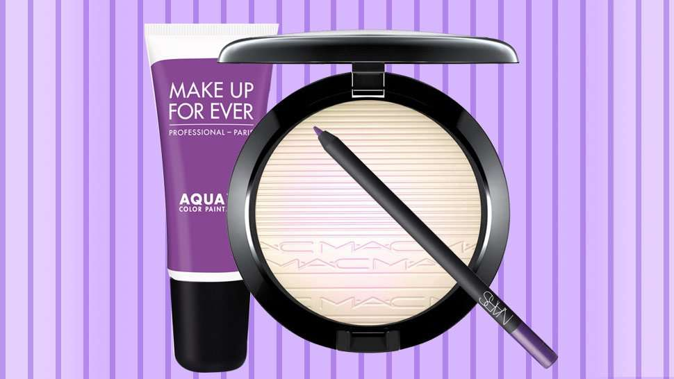 How to Wear Ultra Violet, According to Your Makeup Skill Level