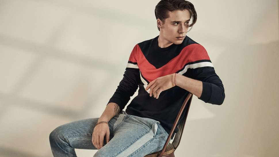 The Anatomy Of Brooklyn Beckham's Easy Style
