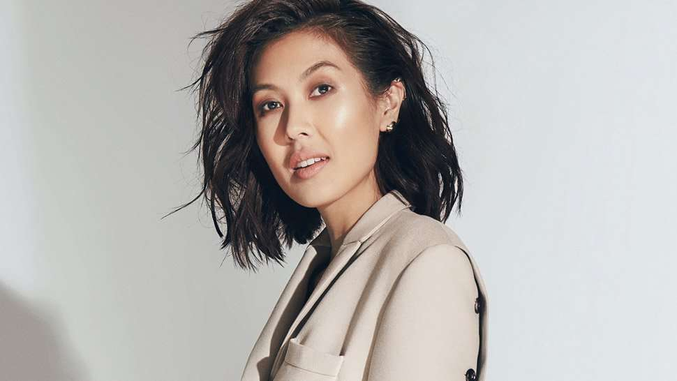 LOTD: Liz Uy's Secret to Her Glowing Makeup Without Looking Oily