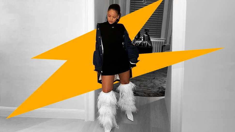 Here's How You Can Easily Cop Rihanna's Wardrobe This Season