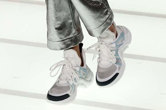 66f629b2f0f We Can't Wait To Get A Pair Of These On-trend Louis Vuitton Sneakers