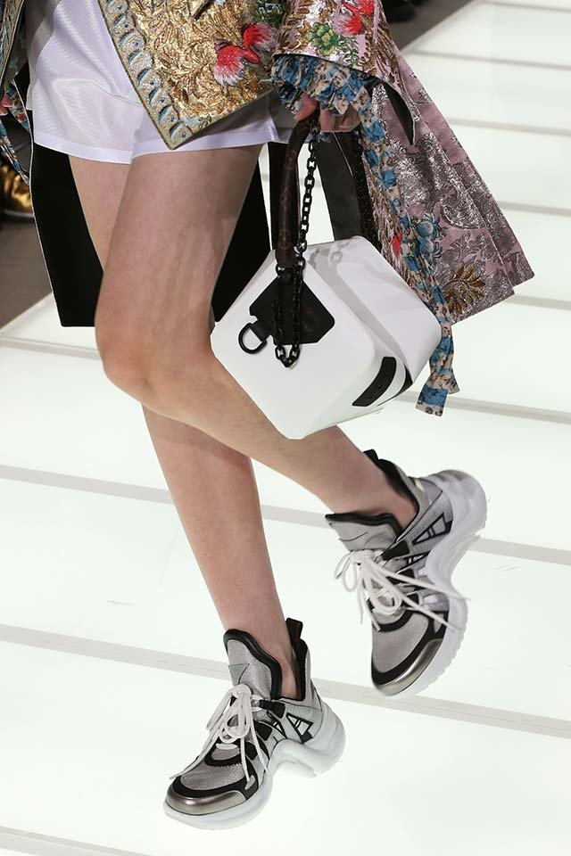 566711364b9 We Can't Wait To Get A Pair Of These On-trend Louis Vuitton Sneakers