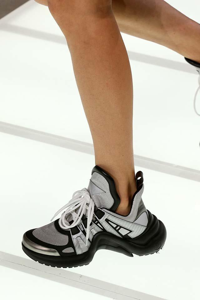 trend Louis Vuitton Sneakers
