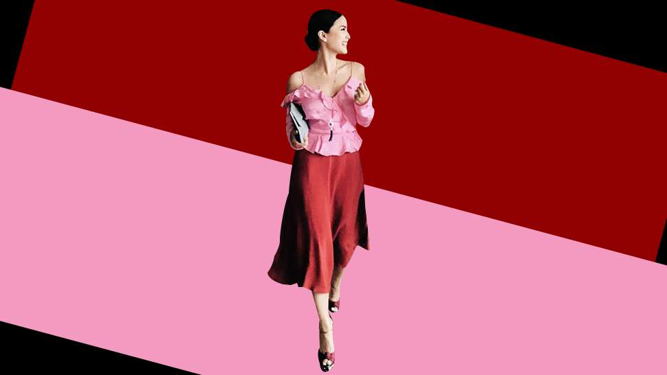 5 Pink and Red Outfits You Can Wear Now