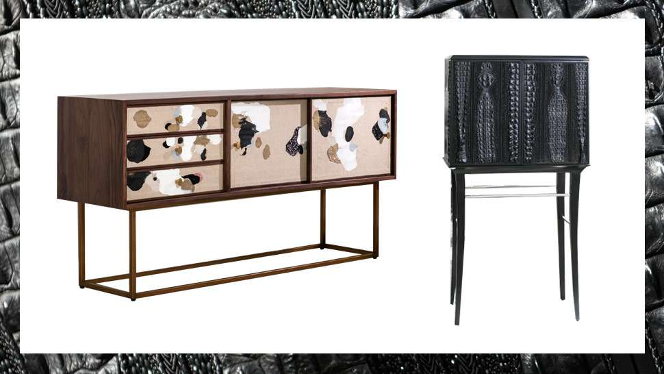You Have To See This Jewelry Designer's Furniture Pieces