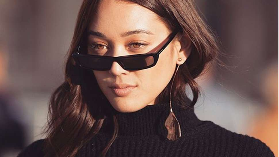 The Perfect Pair Of Tiny Shades For You, According To Your Face Shape