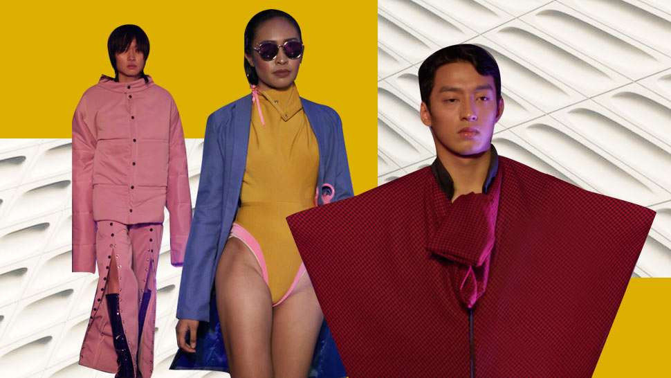 Our Favorite Looks from the UP Clothing Tech 2018 Grad Show