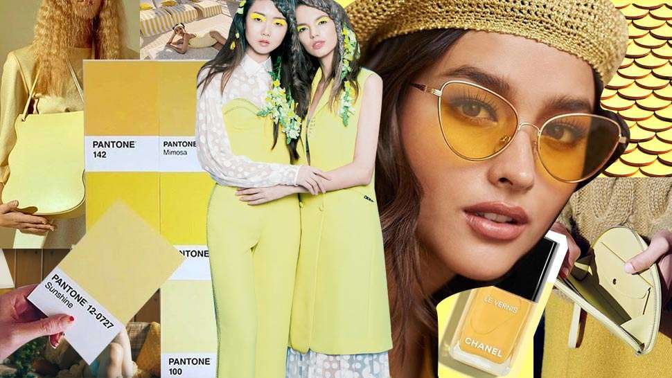 Move Over, Millennial Pink—gen Z Yellow Is The New It Color!