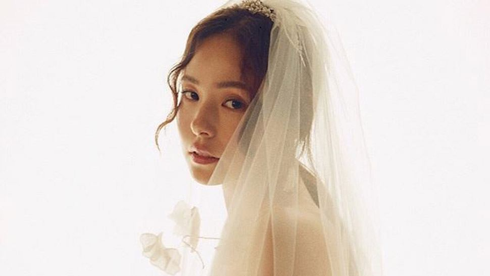 All the Designers Min Hyo Rin Wore to Her Wedding With Taeyang