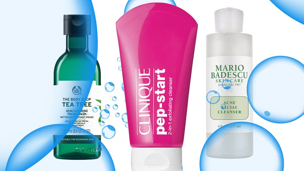 10 Best Cleansers for Acne-Prone Skin