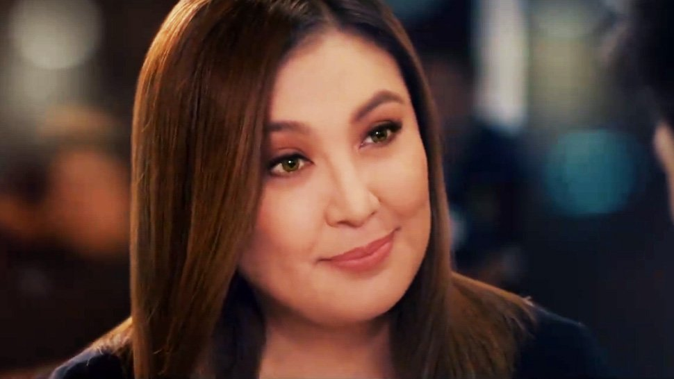 Here's How Sharon Cuneta Got Ready For That Mcdonald's Ad