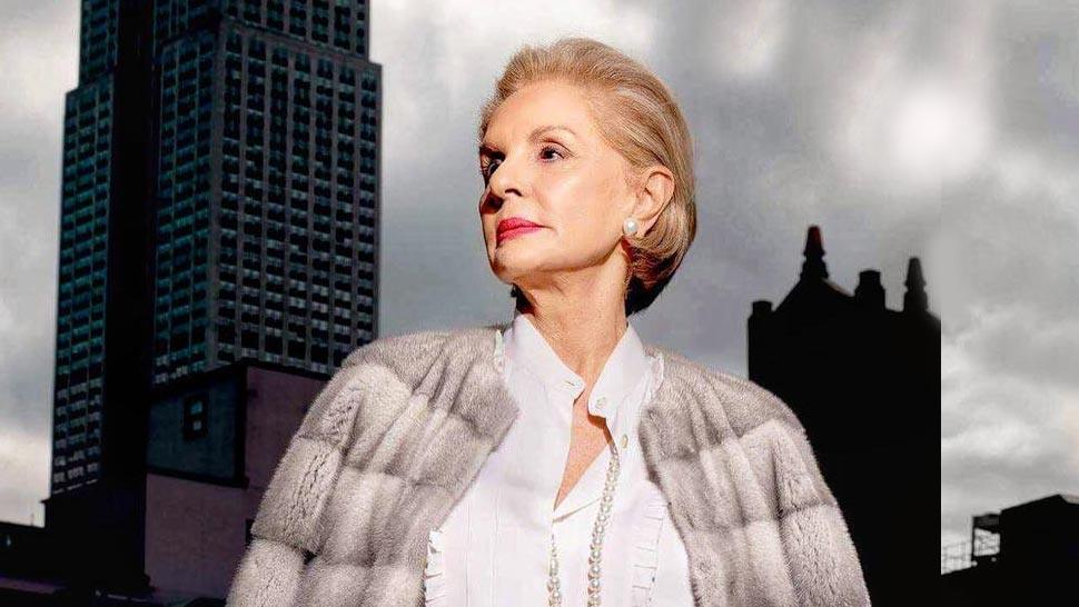 Carolina Herrera Steps Down As Creative Director Of Her Namesake Brand