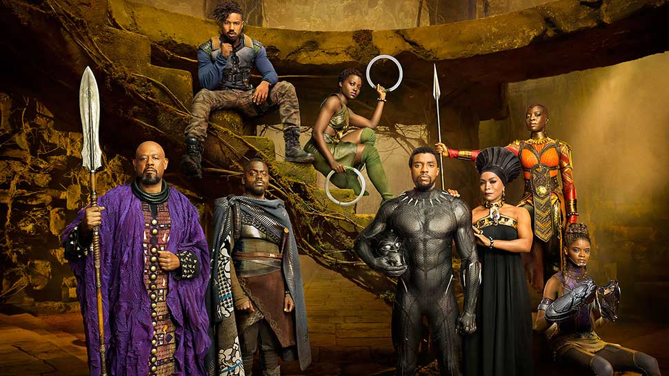 All The Hidden Meanings Behind Black Panther's Costumes