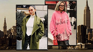 Lotd: Pia Wurtzbach And Laureen Uy Used The Same Styling Hack At Nyfw