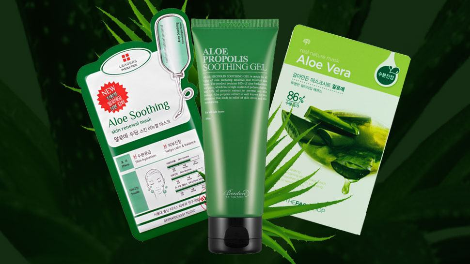 5 Aloe Vera Products That Can Calm Down Your Acne