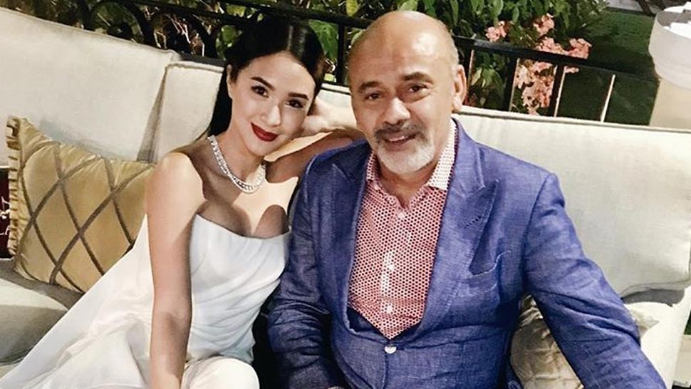 Heart Evangelista Receives A Personal Note From Christian Louboutin