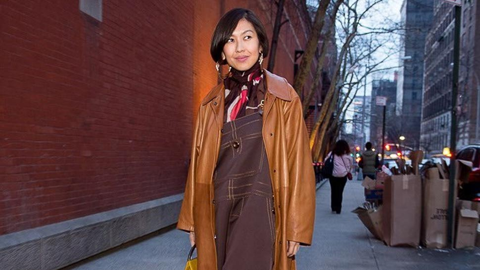 LOTD: Liz Uy's Fashion Week Look Gets Spotted by The New York Times