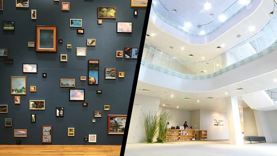 Here's Why You Need to See the Newly Opened Ateneo Art Gallery at Areté
